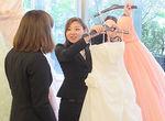 【授業レポート!】校外授業 ドレスショップ『FOUR SIS&CO.』様を見学!
