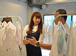 【授業レポート!】オリジナルTシャツブランドプロジェクト~展示受注販売会実施!~