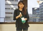【産学プロジェクト情報!】スパークリングワイン ラベルデザインの採用が決定!
