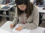 【授業レポート!】目指せ美文字!ペン習字講座をレポート!