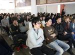 【授業レポート】他学部との合同セッション授業を実施!