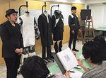 【授業レポート!】ファッションデザイン学科 卒業作品プレゼンテーション!