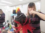 【卒展レポート】ヘアメイク学部のショー本番に密着!!