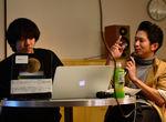 【授業レポート!】大切なのは「やってみること」――アートディレクターYOSHIROTTEN×ミュージシャンKeishi Tanaka講演会