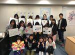 【授業レポート!】人気イラストレーター せきやゆりえさん特別講座開催!