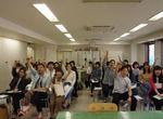 【授業レポート!】デザイン学部新入生授業スタート!