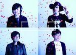 【フォト在校生情報!】The Florist 6月22日にニューアルバム『Blood Music』のアーティスト写真を福田さんが撮影しました!