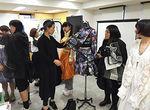 【授業レポート!】ファッション総合学科&スタイリスト学科合同プレゼンテーション実施!