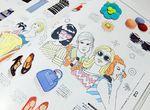 【イベント情報!】音楽やファッションを中心に独自の世界観で話題のイラストレーター『森 俊博』さん公開講座!