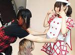 【授業レポート!】コスチュームデザイン科によるオリジナル衣装作品撮影を実施!