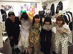 【イベント情報!】ファッション総合学科による展示販売会「in/line.cf」開催中!