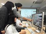 【授業レポート!】「4Dbox」のソフトを使った テキスタイルのシュミレーション体験授業