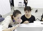 【授業レポート!】ヘアメイク学部 基礎科生(1年生)の年代別ヘアメイク撮影に密着!