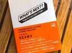 """【卒業生情報!】デザイン会社buffalo-Dの代表である""""齊藤幸孝""""さんと長谷仁さんがBEAMS40周年の書籍『WHAT'S NEXT? TOKYO CULTURE STORY』のデザイナーを務めました!"""