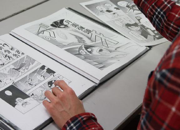 【Vol.8】世界から大注目!日本の漫画