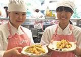 【授業レポート!】調理実習『鯵と野菜の天ぷら』