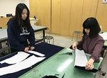 【授業レポート!】ソーイングの授業の様子をご紹介 ~ モッズコート作り ~