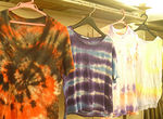【授業レポート!】染色加工でオリジナルTシャツ制作!