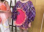 【授業レポート!】こだわりのある作品がたくさん!!ファッションデザイン学科1年生がオリジナル作品プレゼンテーションを実施!