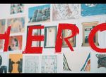 """【卒業生情報!】松井涼さんが沖縄の注目ロックバンド""""ヤングオオハラ""""の最新MV「HERO」の監督を務めました!"""